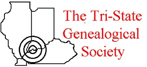 Tri-State Genealogical Society logo